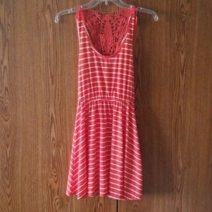Eye Candy Striped Sundress